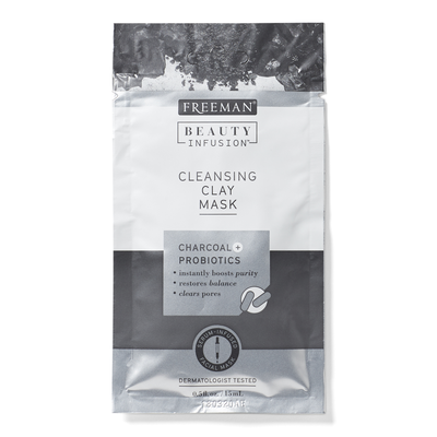 Cleansing Charcoal & Probiotics Clay Mask Sachet