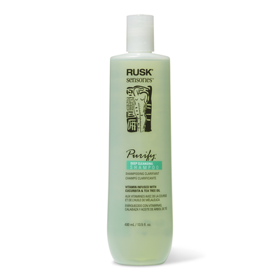 Purify Cucubita & Tea Tree Oil Deep Cleansing Shampoo