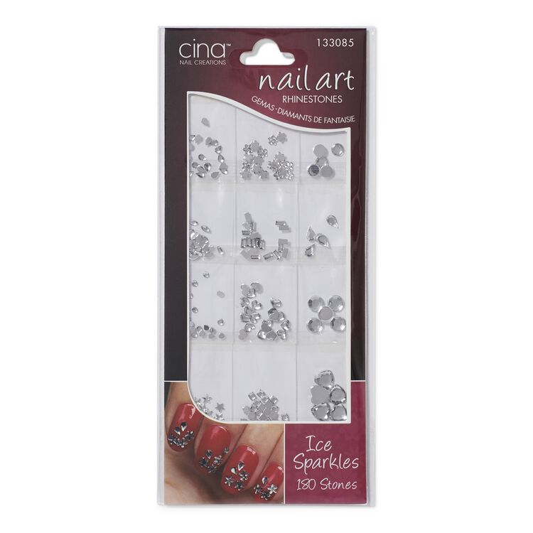 Art Jewelry Decals Ice Sparkles Rhinestones