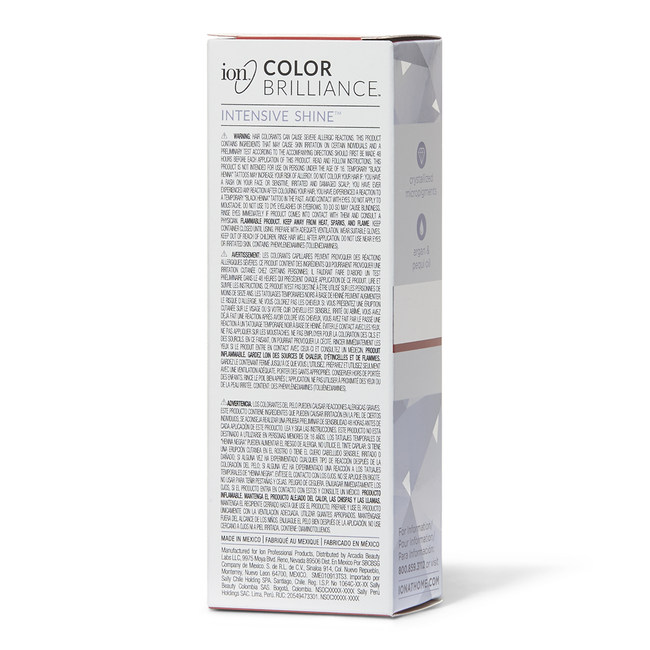 5IR Light Intense Red Permanent Liquid Hair Color