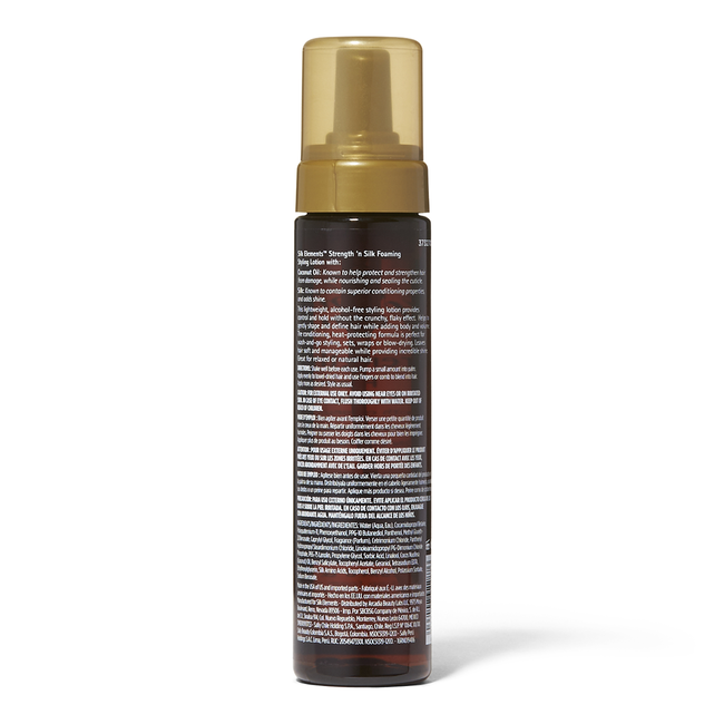 Foaming Styling Lotion with Silk Protein