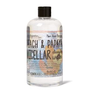 Peach & Papaya Micellar Cleansing Water