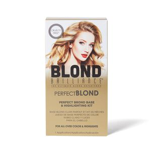 Perfect Blonde Hair Color Kit