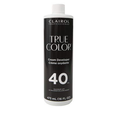 True Color 40 Volume Cream Developer