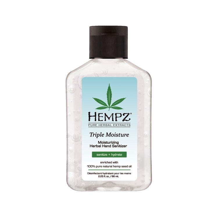 Triple Moisture Hand Sanitizer 2.25 oz.