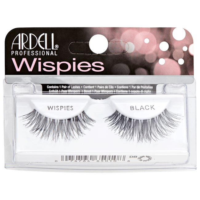 3268b323aec Ardell Invisibands Lashes Wispies Black