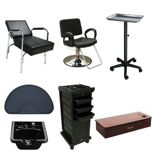 Basic Single Operator Salon Package
