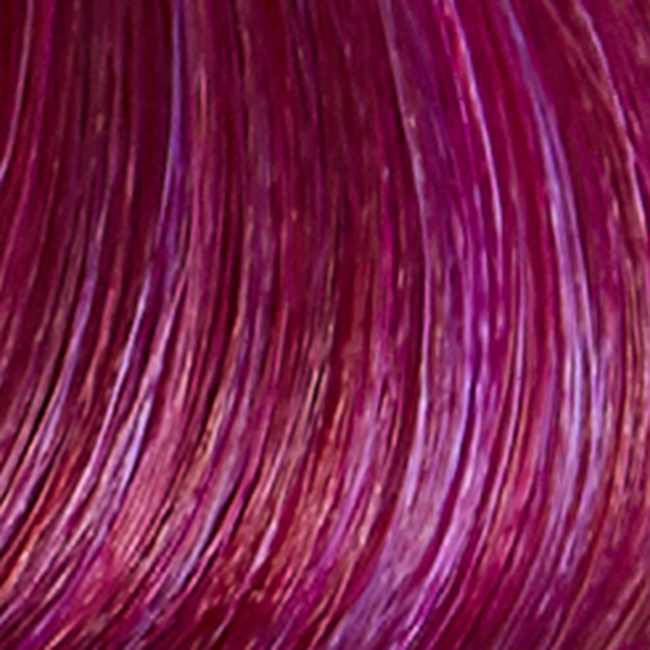 Fuchsia Semi Permanent Hair Color