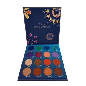 Arabian Nights Essential Eyeshadow Palette