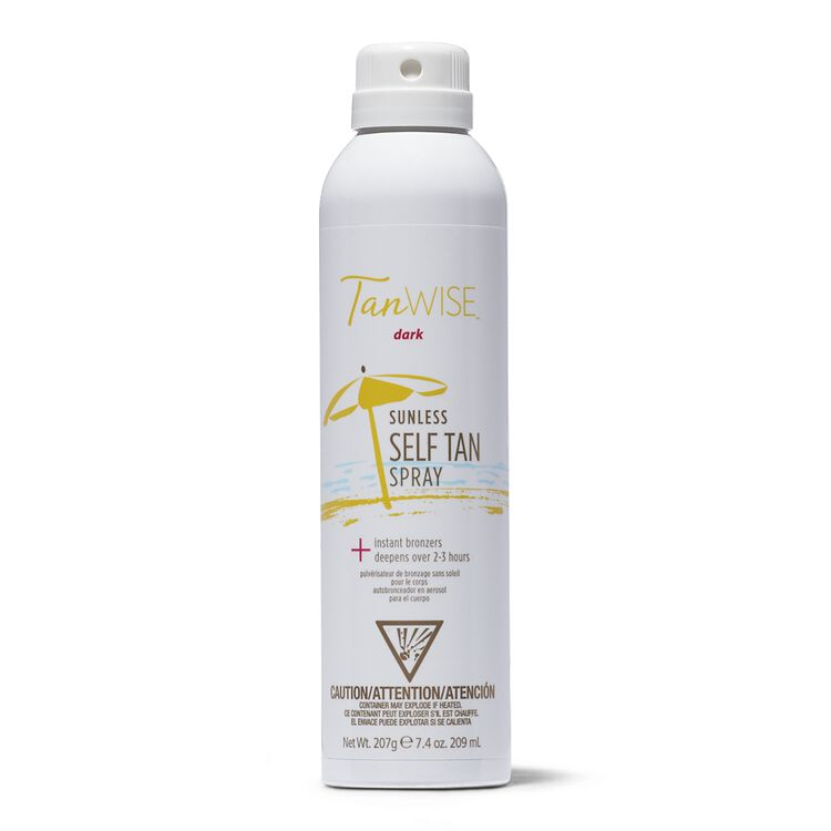 Sunless Tanning Spray
