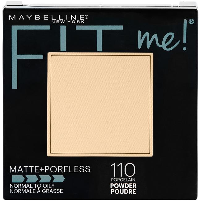 Fit Me Matte + Poreless Powder Porcelain