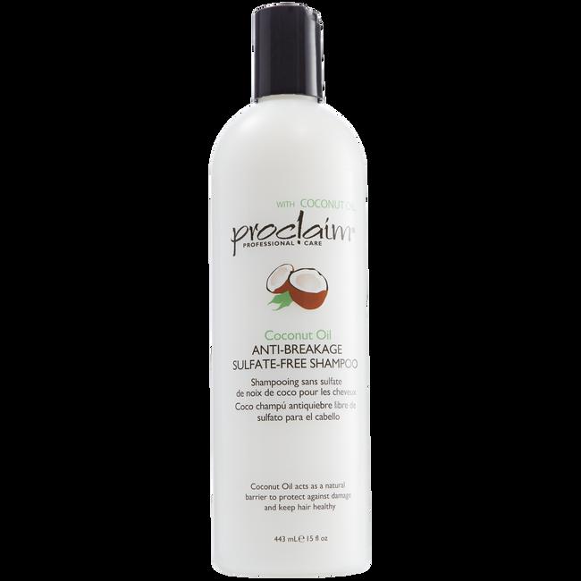 Coconut Oil Anti-Breakage Shampoo