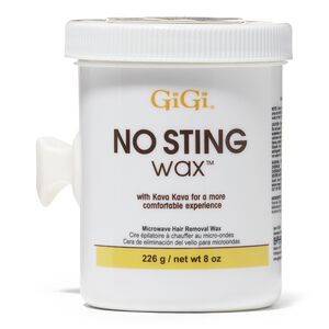 No Sting Microwave Wax