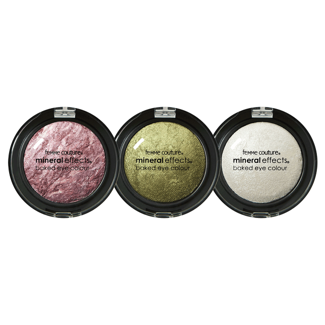 Mineral Effects Baked Eyeshadow