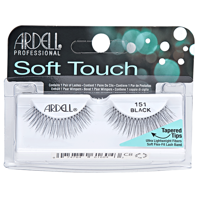 a97794c0519 151 Soft Touch Black Lashes by Ardell | Eyelash Extensions | Sally ...