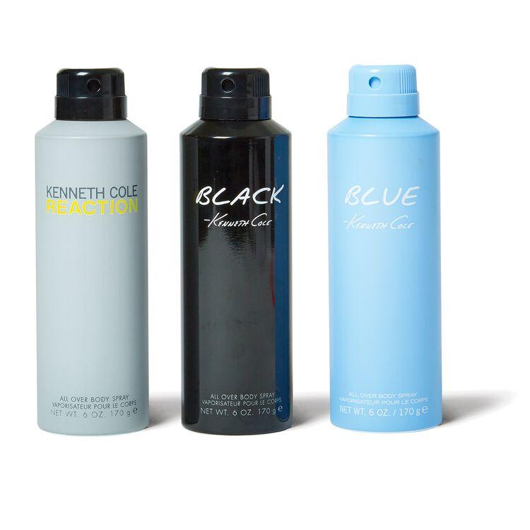 Kenneth Cole 3 Piece Mens Body Spray