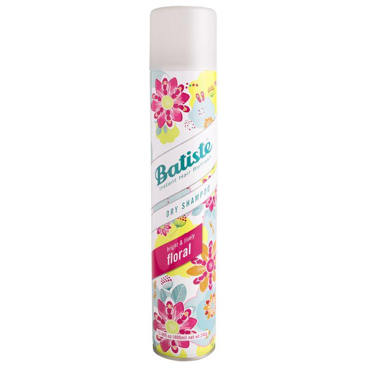 Floral Dry Shampoo
