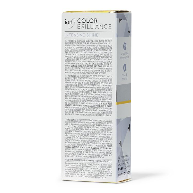 7NN Medium Intense Blonde Permanent Liquid Hair Color