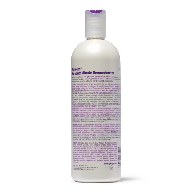 Two Minute Intensive Keratin Reconstructor