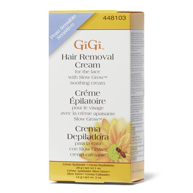 Gigi Sensitive Hair Removal Cream For Face