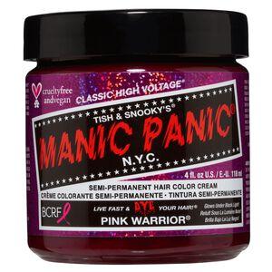 Pink Warrior Semi Permanent Cream Hair Color