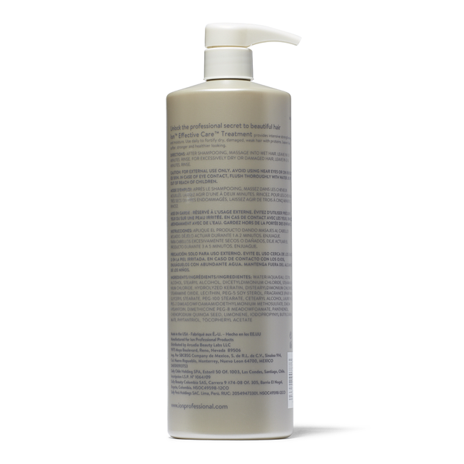 Effective Care Treatment 33.8 oz.