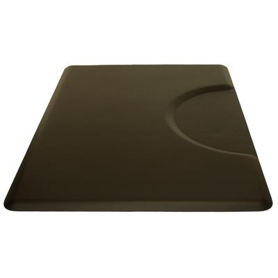 30455 3 X 4.5 Black Rectangle Mat