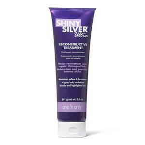Shiny Silver Ultra Reconstructive Treatment