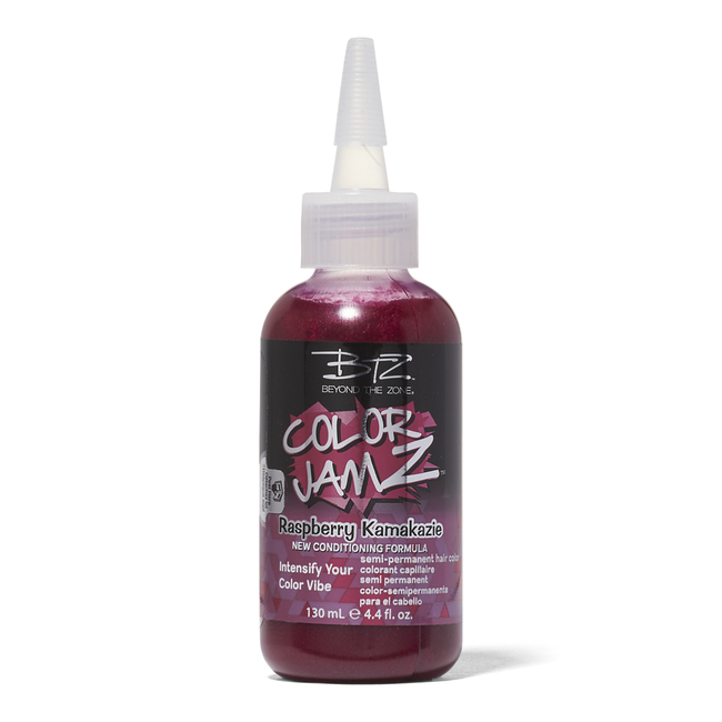 Raspberry Kamikazie Semi Permanent Hair Color