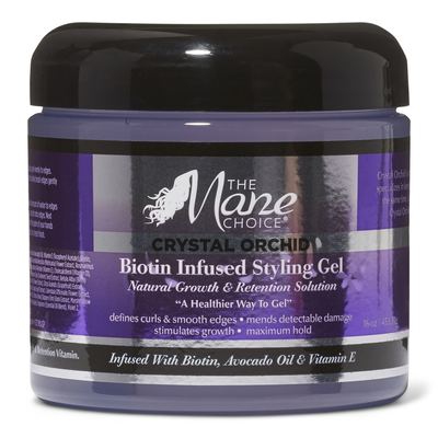 Crystal Orchid Biotin Infused Styling Gel