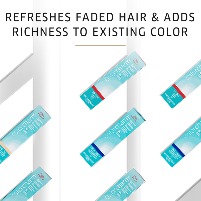 Color Charm Demi Permanent Hair Color