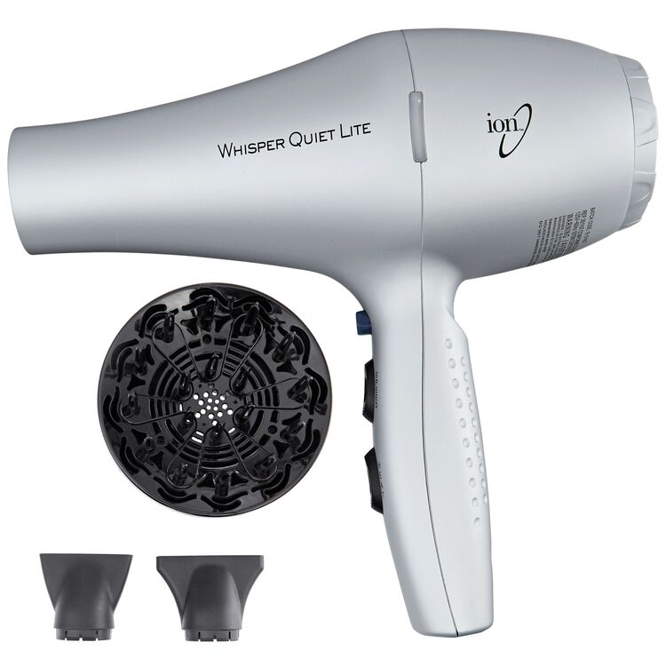 Whisper Quiet Lite Hair Dryer