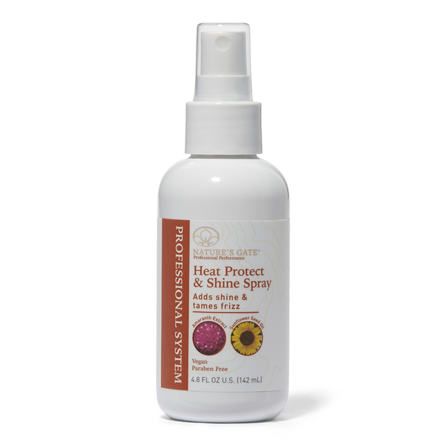 Professional Performance Heat Protect and Shine Spray