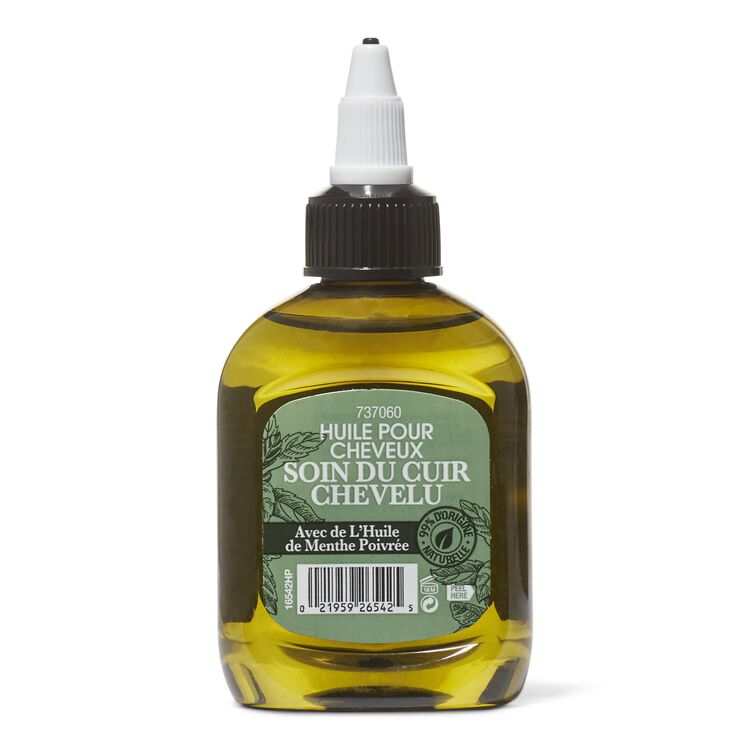 Scalp Care Oil with Peppermint