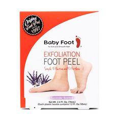 Exfoliation Foot Peel