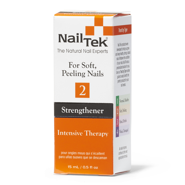 Nail Envy Vs Nail Tek: Nail Tek Intensive Therapy Nail Strengthener