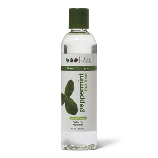 Peppermint Tea Tree Shampoo