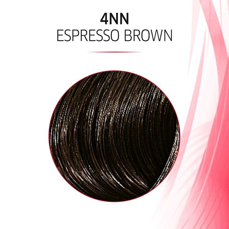 4NN Espresso Brown Permanent Masque Hair Color
