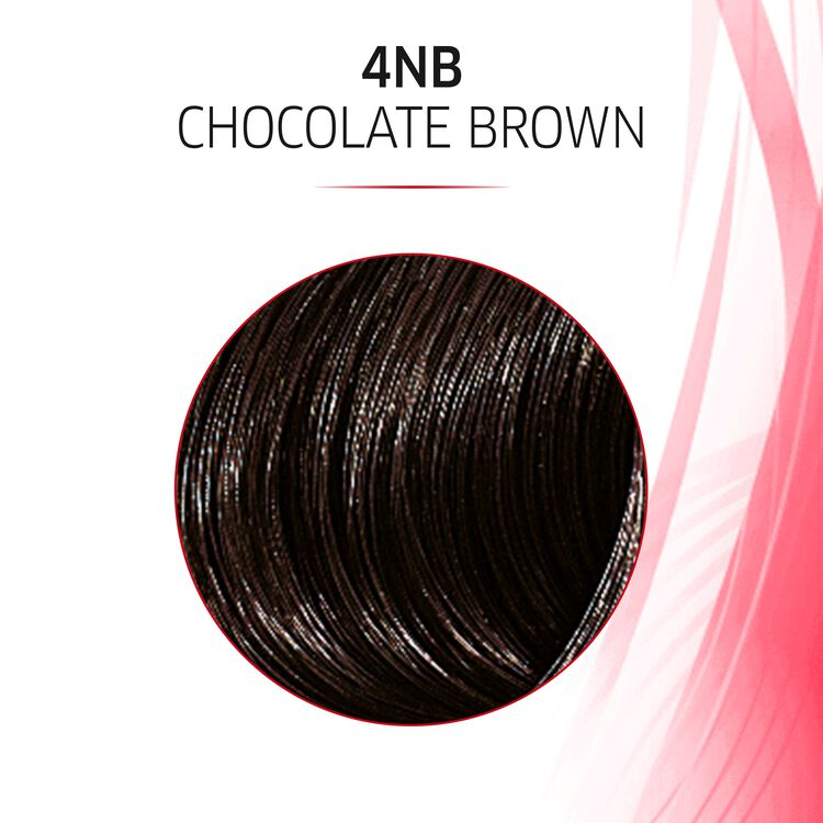 4NB Chocolate Brown Permanent Masque Hair Color