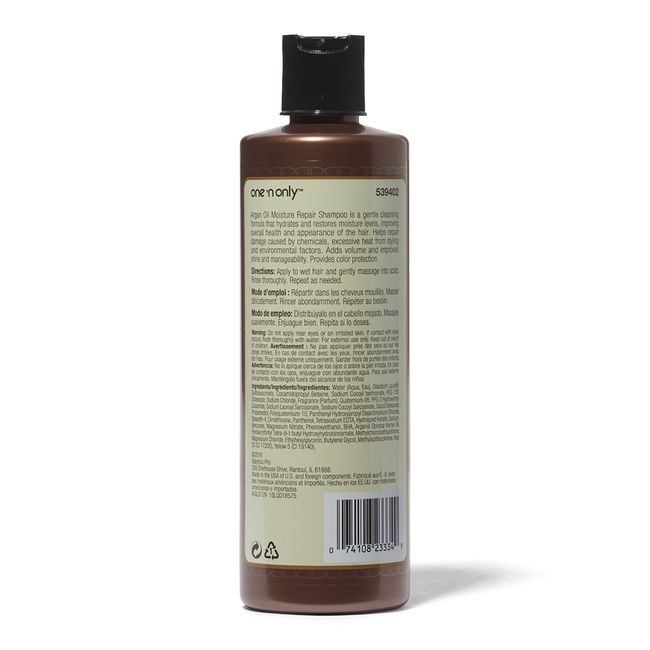 Argan Oil Moisture Repair Shampoo 12 fl. oz