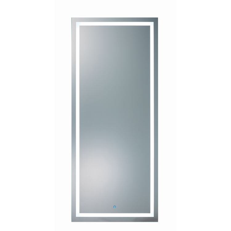 "LED Lighted Mirror 30"" X 66"""