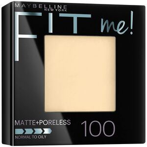 Fit Me Matte + Poreless Powder