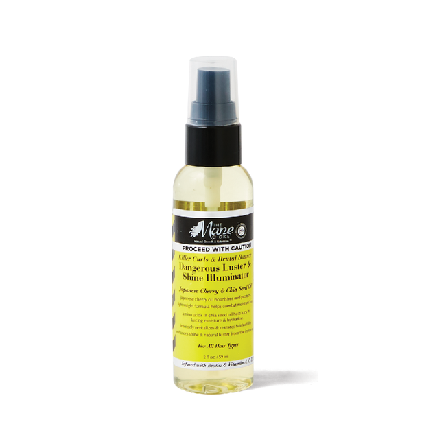 Proceed With Caution Killer Curls & Brutal Bounce Curl Estacy Serum