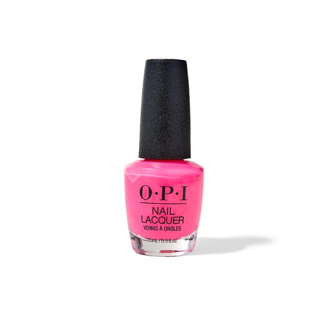 Neon Nail Lacquer V-I-Pink Passes