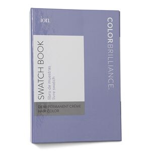 Demi Hair Color Swatch Book