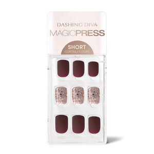 Magic Press on Nails Pump Up the Jam - Short