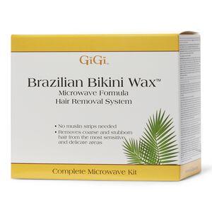 Brazilian Bikini Hard Wax Kit