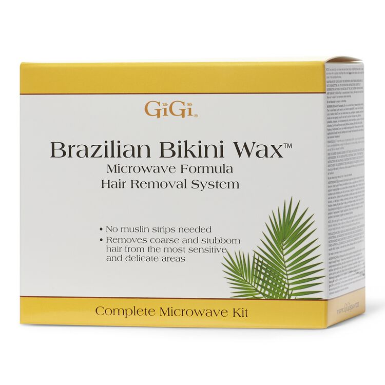 Gigi Brazilian Bikini Hard Wax Kit
