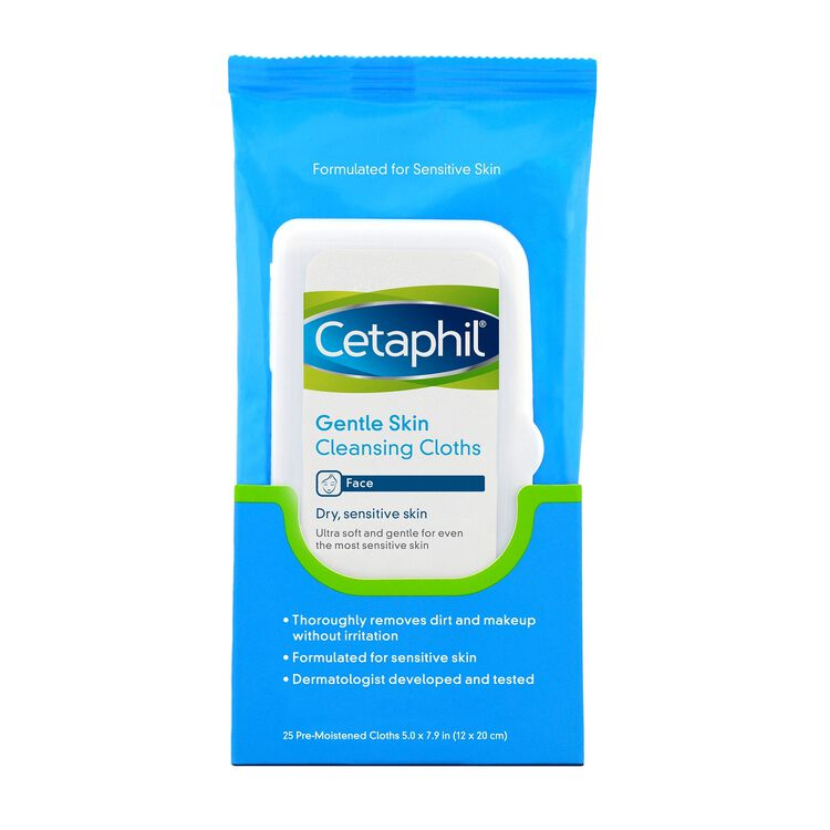 Gentle Skin Cleansing Cloths
