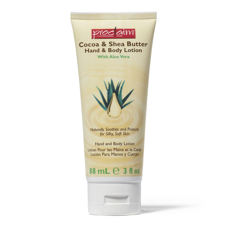 Cocoa Butter Hand & Body Lotion